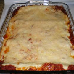 Receta de Lasaña (lasagna)