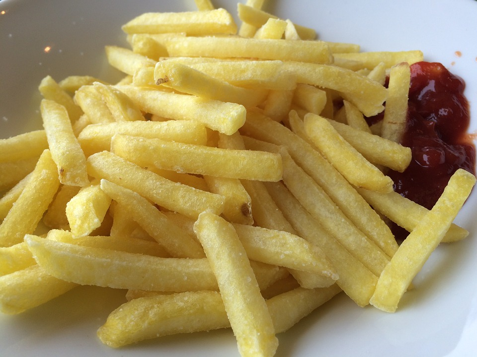 Recetas de patatas fritas Papas fritas Chips French Fries