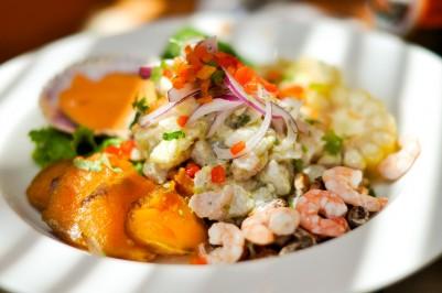 otra receta de ceviche peruano