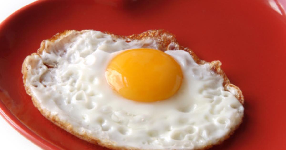 huevo frito