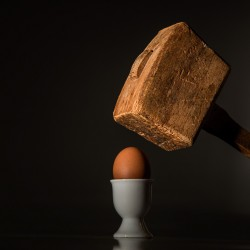 """Recetas sin huevo """"typical spanish"""" que te sorprenderán."""