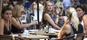 Generación de empleo en Hostelería y Turismo este verano. Incremento de la llegada de turistas extranjeros