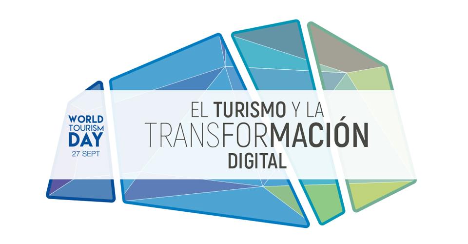 Turismo y transformación digital. World Tourism Day