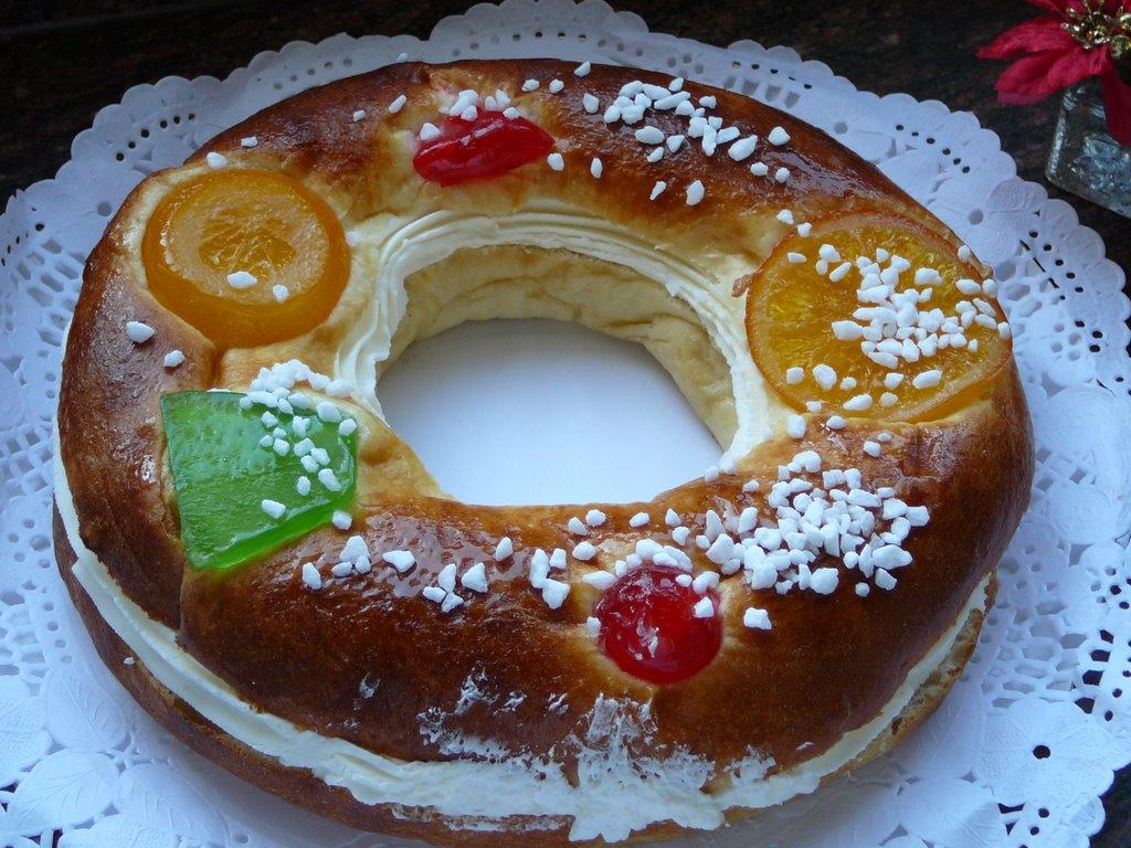 Roscon de Reyes despues de Navidad